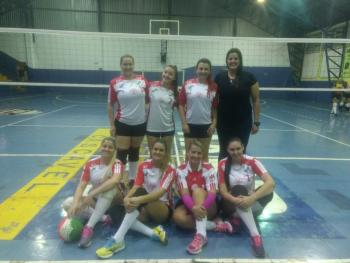 Etapa final do Campeonato Municipal de Voleibol é hoje na AABB dia 02/10