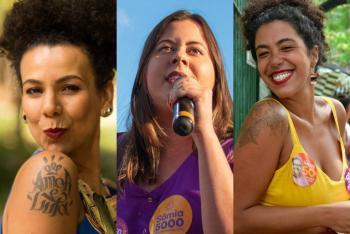 As novas caras feministas no Congresso Nacional