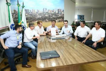 Convênio entre prefeitura e Banco do Brasil garante investimentos na zona rural