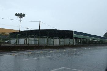 Obras da Rua Jacarezinho e reestruturação do antigo Terminal Leste avançam