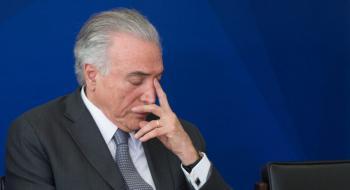 Polícia Federal diz que Temer concordou com compra do silêncio de Cunha
